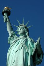Statue of Liberty - One of the most famous US landmarks